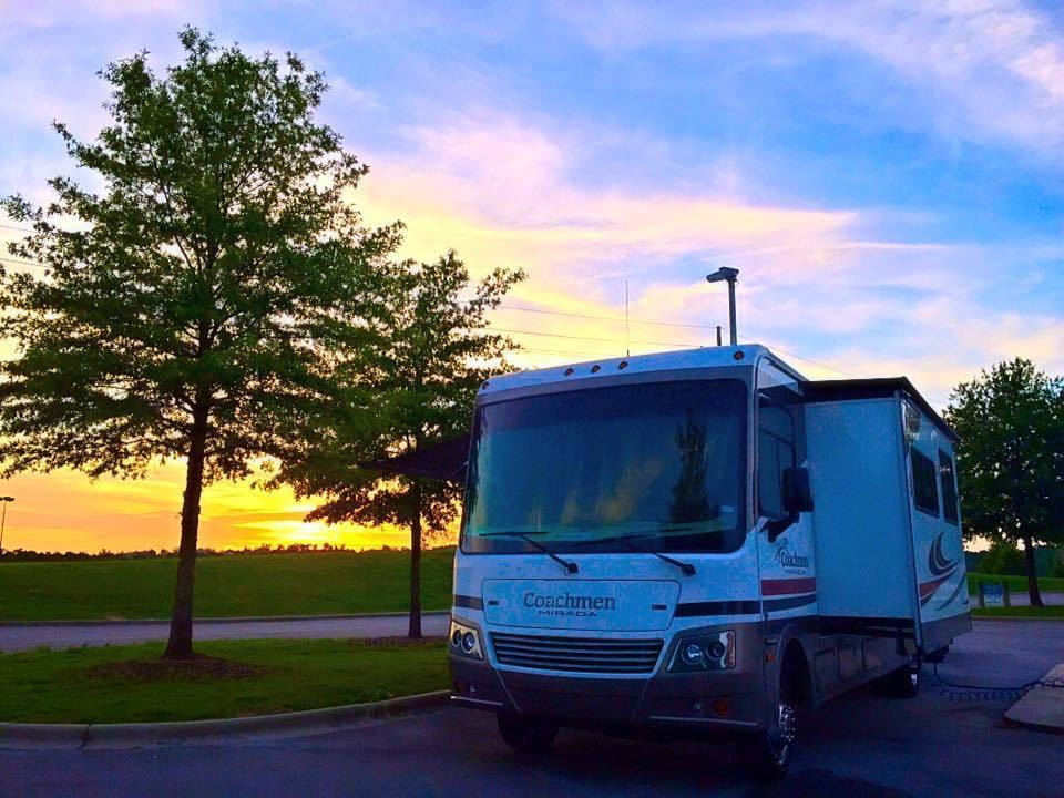Rv Booking And General Information Hoover Met Complex